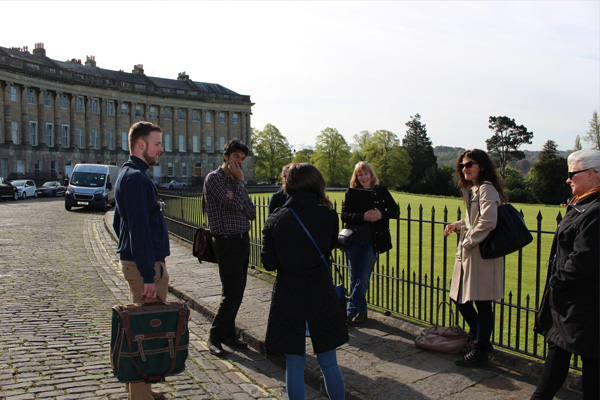 Private Walking Tours of Bath