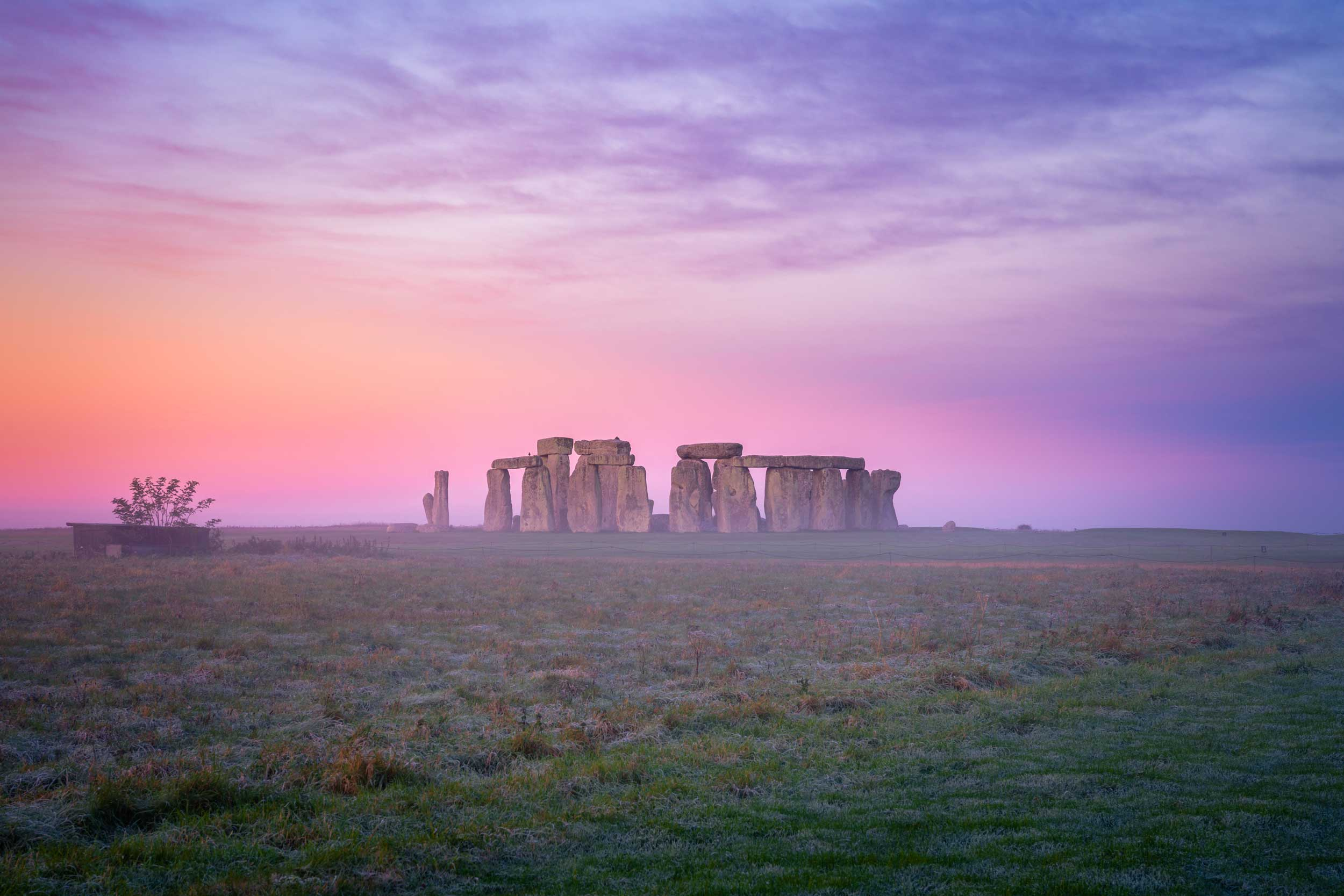 Visiting Stonehenge: The Winter Solstice 2019